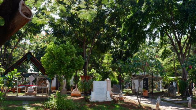 Nasib Makam Marius Hulswit Sang Arsitek Pertama di Hindia Belanda  (64787)