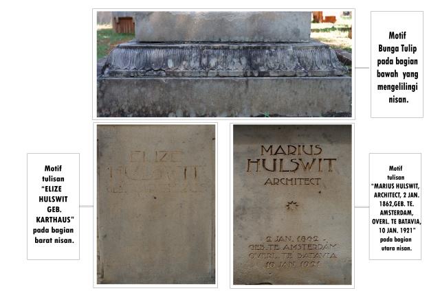Nasib Makam Marius Hulswit Sang Arsitek Pertama di Hindia Belanda  (64789)