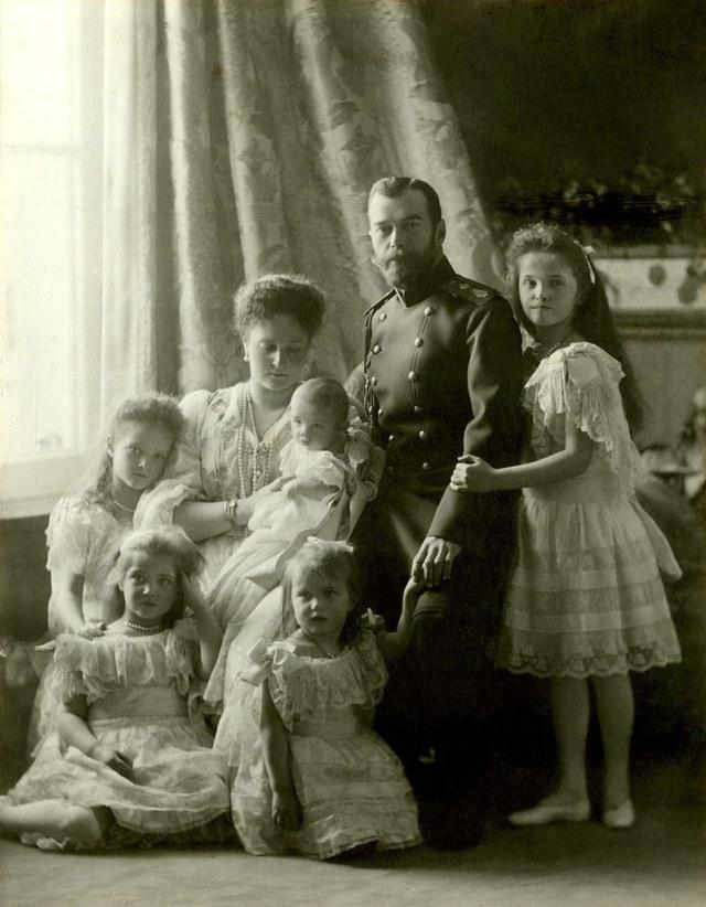Kisah Tragis Hancurnya Romanov, Dinasti Kekaisaran Terakhir di Rusia (83743)