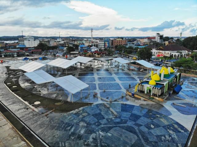 Foto: Melihat Astaka MTQ ke-VIII Provinsi Kepri (339182)