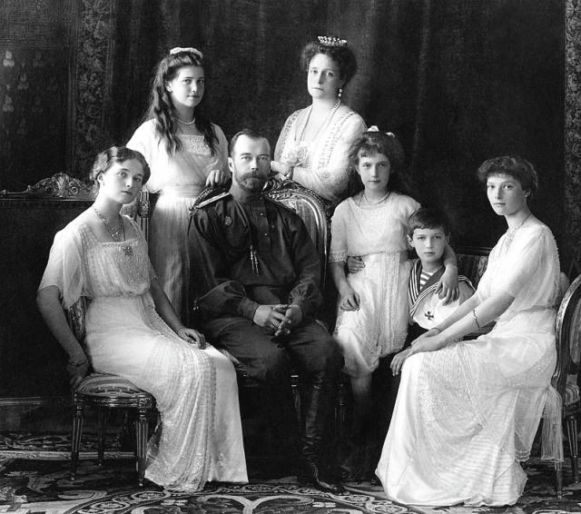 Kisah Tragis Hancurnya Romanov, Dinasti Kekaisaran Terakhir di Rusia (83745)