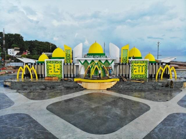 Foto: Melihat Astaka MTQ ke-VIII Provinsi Kepri (339184)