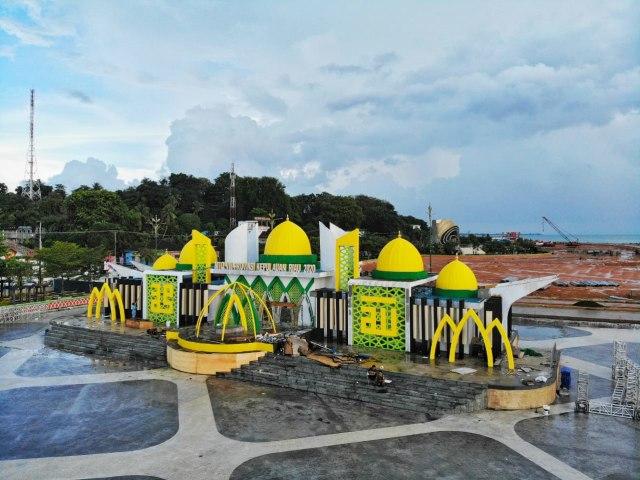 Foto: Melihat Astaka MTQ ke-VIII Provinsi Kepri (339181)