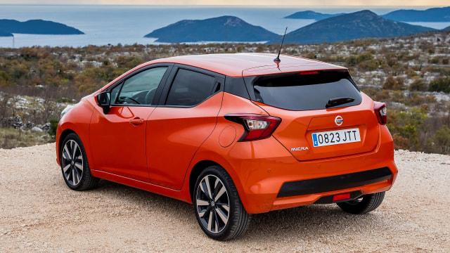 Manfaatkan Aliansi, Nissan March Baru Pakai Platform Renault  (308928)
