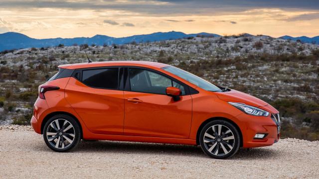 Manfaatkan Aliansi, Nissan March Baru Pakai Platform Renault  (308925)