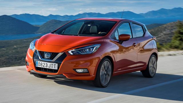 Manfaatkan Aliansi, Nissan March Baru Pakai Platform Renault  (308924)