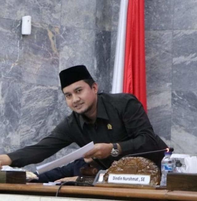 Mengenang Seminggu Wafatnya Sang ORGANISATORIS, Ketua DPRD Lebak Dindin Nurohmat (2464)