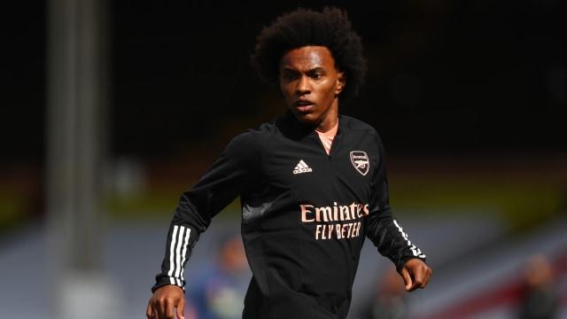 Debut Willian Bersama Arsenal: Bikin Dua Assist (316089)
