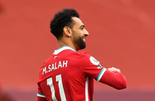 Top Skor Liga Inggris: Liverpool Keok, Mohamed Salah Tetap Jaya (73905)