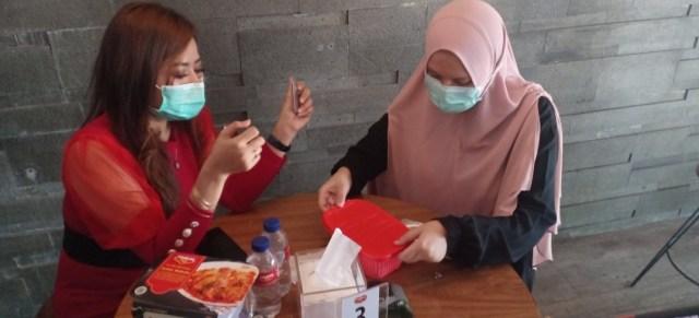 Makanan Siap Saji 'MakanKu' Sajikan Alternatif di Tengah Pandemi COVID-19 (204216)