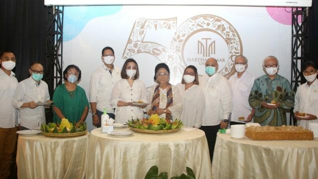 Ultah Setengah Abad, Martha Tilaar Group Rayakan dengan Cara Sederhana (63928)