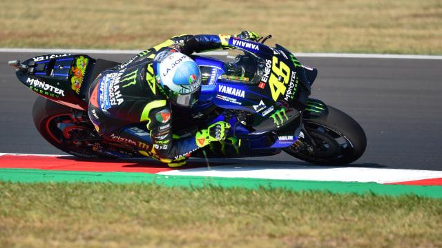Kenapa Yamaha MotoGP Tak Tunjuk Pengganti Valentino Rossi? Kapan Dia Kembali? (25453)