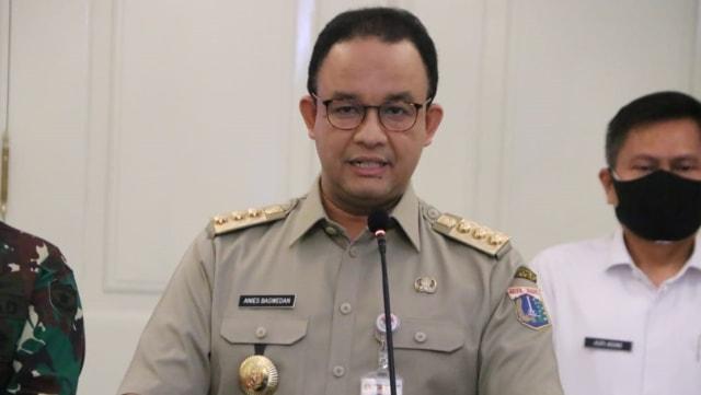 PSBB Ketat Jakarta, Ganjil Genap Belum Diberlakukan (1305)
