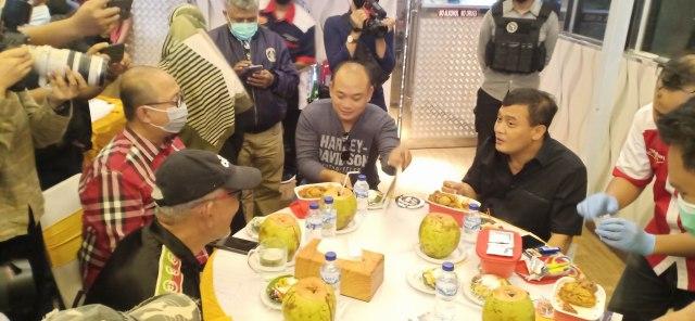 Kapolda Jateng: 'MakanKu' Jadi Menu Alternatif Polisi yang Terpapar COVID-19 (1612523)