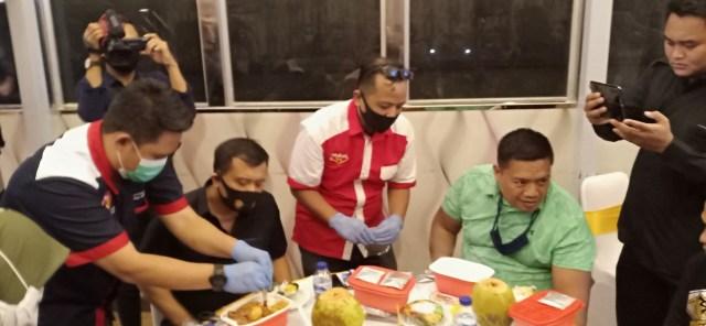 Kapolda Jateng: 'MakanKu' Jadi Menu Alternatif Polisi yang Terpapar COVID-19 (1612525)