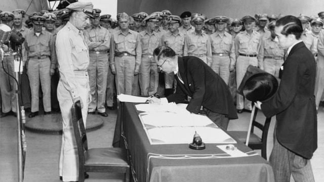 Bagaimana Kekalahan Jepang Menjadi Penentu Berhentinya Perang Dunia Kedua? (168608)