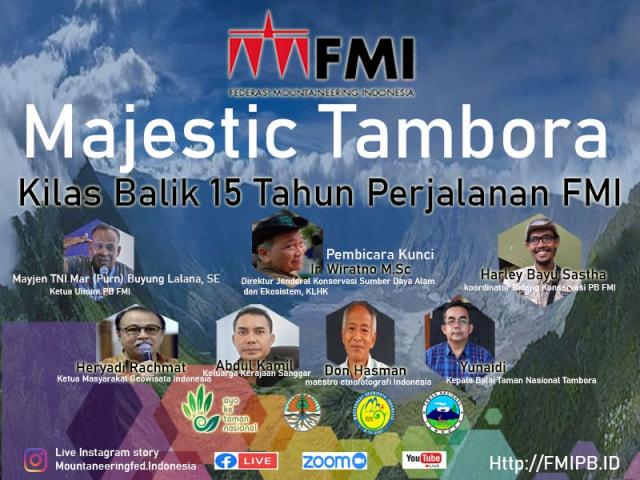 'Majestic Tambora' Mengangkat Kembali Kemasyhuran Volcano Indonesia (856948)