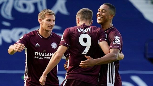 Klasemen Liga Inggris 2020 21 Usai Pekan I Arsenal Dan Leicester City Di Puncak Kumparan Com