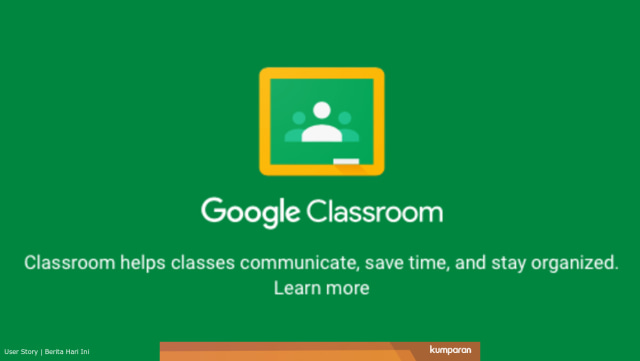 Google Classroom dan Aplikasi Video Call Populer Lainnya (90611)