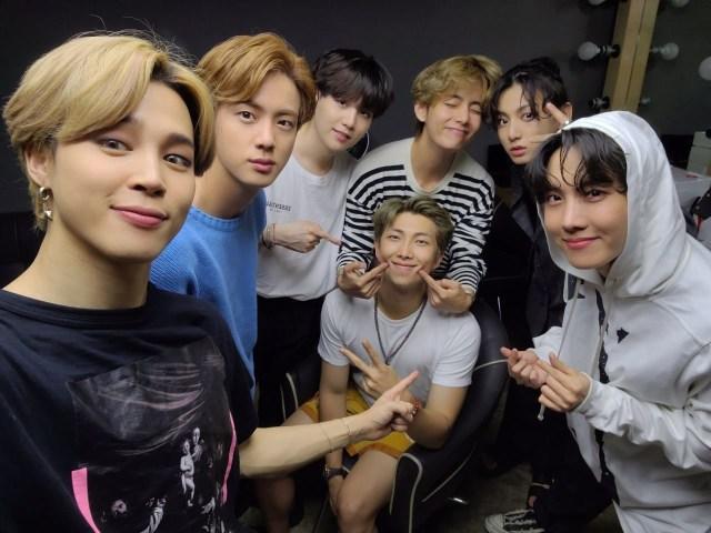 Kpop News: Lagu Dynamite Raih Kemenangan Ke-10 Sejak Pertama Rilis (9124)