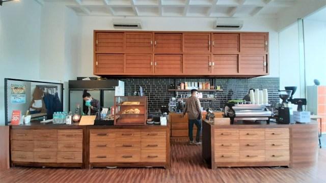 Imbas PSBB Ketat, Sanre Coffee di GBK Senayan Terpaksa Jualan Online Lagi (1077199)