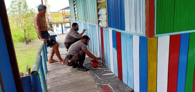 Kampung Rawa Biru Merauke Jadi Lokasi Wisata Baru di Perbatasan Papua (100)