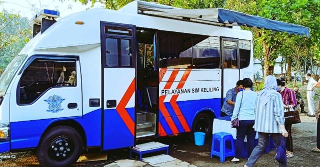 Jadwal SIM Keliling dan Gerai SIM di Jakarta, 7 Desember 2020 (8636)