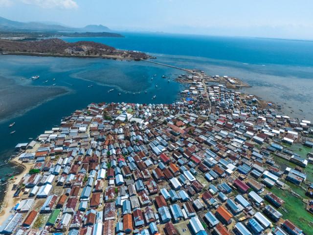 Pulau Terpadat di Dunia dari Indonesia Itu Bernama Pulau Bungin (26310)