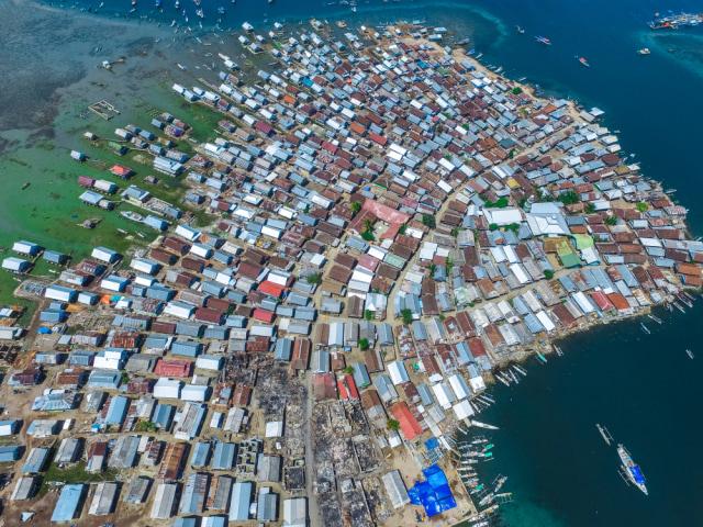 Pulau Terpadat di Dunia dari Indonesia Itu Bernama Pulau Bungin (26312)