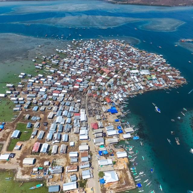 Pulau Terpadat di Dunia dari Indonesia Itu Bernama Pulau Bungin (26309)