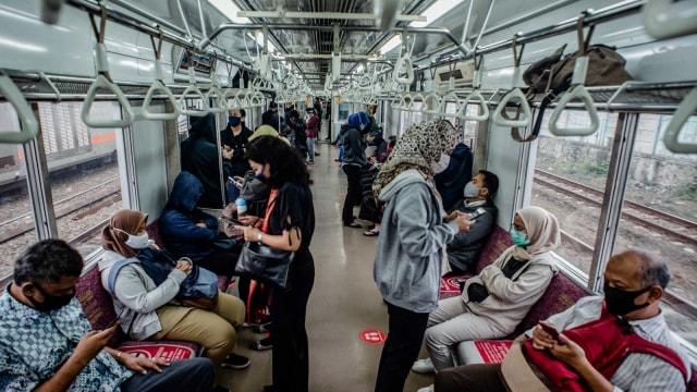 PSBB Transisi Diperpanjang, Ganjil Genap Masih Belum Berlaku di Jakarta (6751)