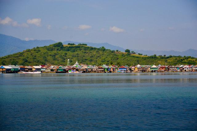 Pulau Terpadat di Dunia dari Indonesia Itu Bernama Pulau Bungin (26313)