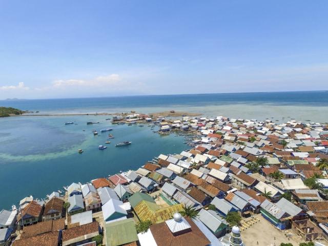 Pulau Terpadat di Dunia dari Indonesia Itu Bernama Pulau Bungin (26311)