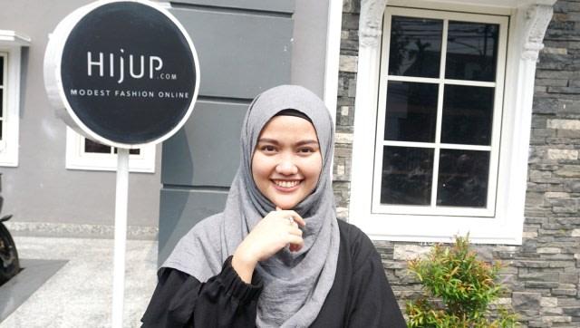 Diajeng Lestari, Penjual Kue di SMA yang Raup Rp 2 M Sebulan dari Jualan Jilbab (204385)