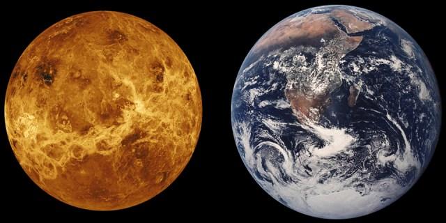 Tanda Kehidupan Alien Ditemukan di Venus, Apa Itu? (221563)