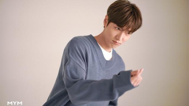 Bikin Fans Baper, Ini Potret Lee Min Ho Saat Tampak 'Boyfriend Material' (70365)