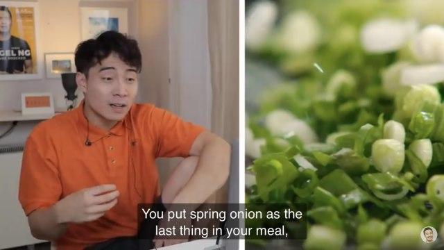 YouTuber Uncle Roger Kritik Cara Jamie Oliver Memasak Nasi Goreng Telur (650044)