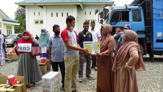 263 Keluarga Penerima Manfaat di Nagan Raya, Aceh, Terima Bantuan Modal Usaha (647018)