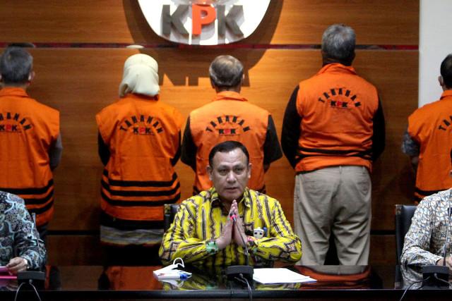 KPK dan Rakyat Awasi Upaya Korupsi Pilkada dan Anggaran  Penanganan COVID-19 (1148)