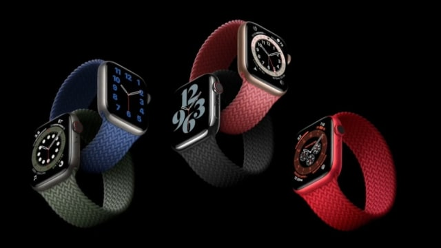 Apple Watch 6 Resmi Rilis, Ada Juga Apple Watch SE Versi 'Murah' (309441)