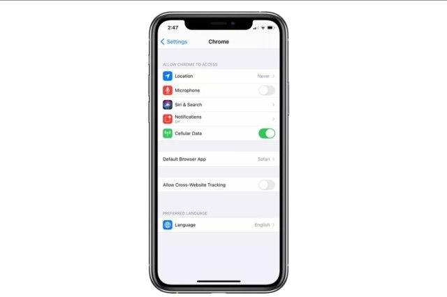iOS 14 Bisa Atur Google Chrome Jadi Default Browser di iPhone, Ini Caranya (211578)