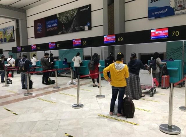 Mau Naik Pesawat Saat PSBB Ketat di Jakarta? Ini 5 Hal yang Harus Diperhatikan (619686)