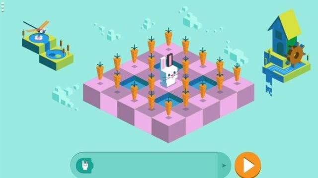 Game Google Doodle Populer Ini Ajak Kamu Bermain Coding Kumparan Com