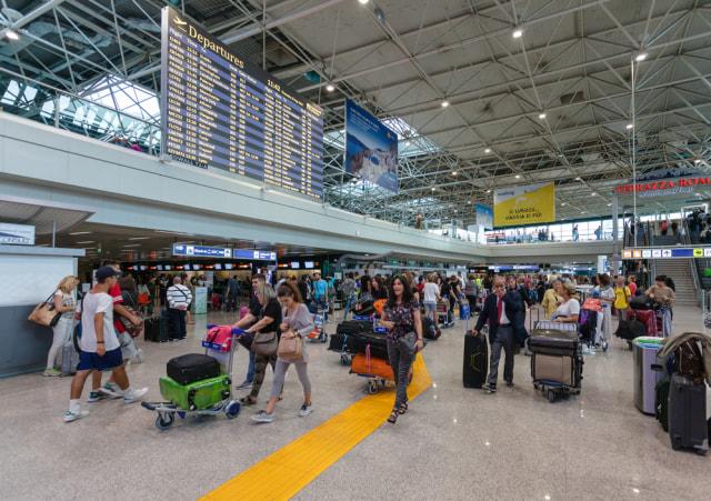 Pertama di Dunia, Bandara Ini Raih Penghargaan Bintang 5 Anti COVID-19 (16497)