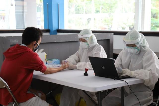 Rapid Test di Bandara Ngurah Rai, Bali, Turun Harga Jadi Rp85 Ribu (73708)