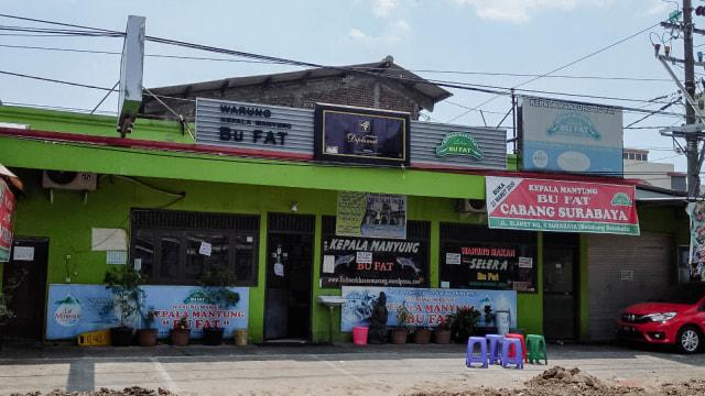 Satu Pasien Positif Corona dari Klaster RM Bu Fat Semarang Meninggal (72136)