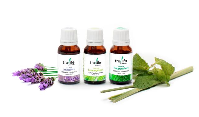 Trulife, Essential Oil Bersertifikat Halal yang Baru Dirilis Tupperware (84517)