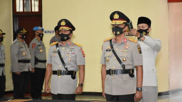 Brigjen Polisi Hery Santoso Resmi Jabat Wakapolda Sulteng (42645)