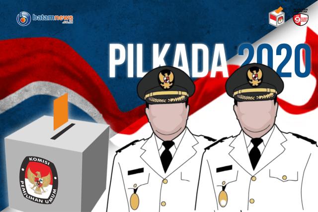 DPS Pilkada Kepri 1.163.557 Pemilih, Terbanyak di Batam (21929)