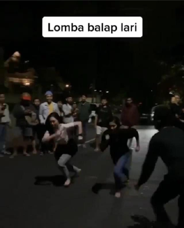 Viral, Warga Malang Mulai Ramaikan Balap Lari Jalanan (74847)